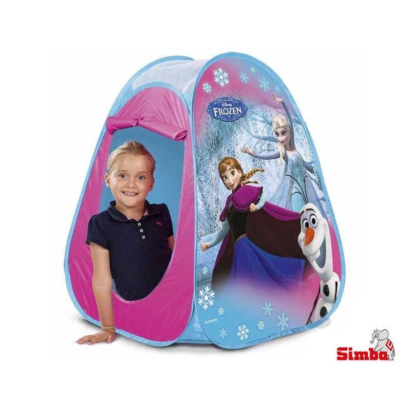 Детская палатка для игры дома и на улице Disney Frozen Simba John 75144