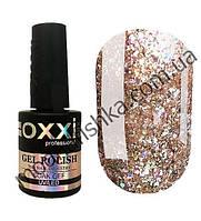 Гель лак Oxxi Star Gel №009 (світлий золотисто-коричневий) 10мл