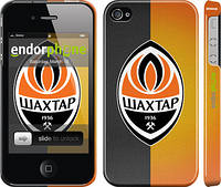 """Чехол на iPhone 4s Шахтёр v3 """"1206c-12"""""""