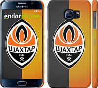 """Чехол на Samsung Galaxy S6 G920 Шахтёр v3 """"1206c-80"""""""