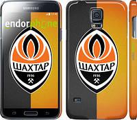 "Чехол на Samsung Galaxy S5 Duos SM G900FD Шахтёр v3 ""1206c-62"""