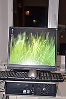 Компьютер в сборе, Intel Core 2 Duo 2x2.5 Ггц, 2 Гб ОЗУ DDR2, 80 Гб HDD, монитор 17 дюймов, фото 1