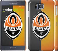 "Чехол на Samsung Galaxy Alpha G850F Шахтёр v3 ""1206c-65"""