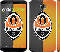 "Чехол на Motorola Nexus 6 Шахтёр v3 ""1206c-67"""