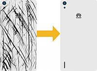 Замена задней крышки Huawei Ascend P7