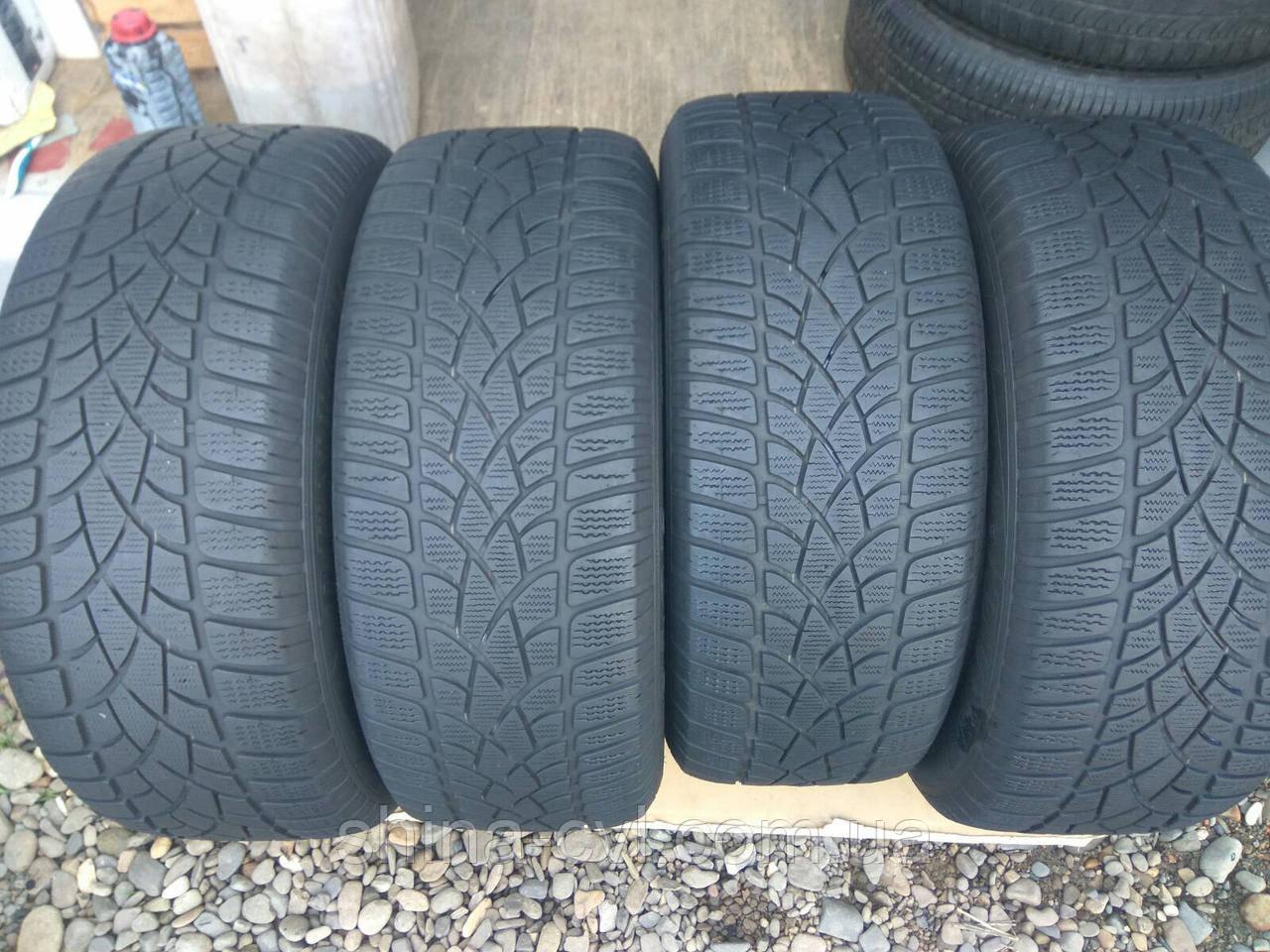 Зимові шини DUNLOP SP WINTER SPORT 3D MO 255/55 R 18 105H