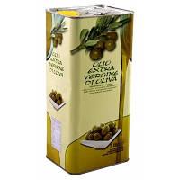 Оливковое масло Olio Extra Vergine di Oliva 5 л Олия 1-ый отжим 5л