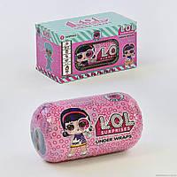 Кукла LOL surprise в капсуле шпион ЛОЛ 88211 В