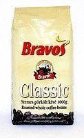 Кофе в зернах Bravos Classic 1кг Бравос