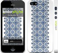 """Чехол на iPhone 5s Вышиванка 11 """"578c-21"""""""