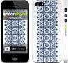"""Чехол на iPhone 5 Вышиванка 11 """"578c-18"""""""