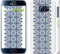 "Чехол на Samsung Galaxy S6 G920 Вышиванка 11 ""578c-80"""