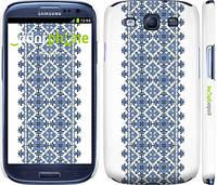 "Чехол на Samsung Galaxy S3 i9300 Вышиванка 11 ""578c-11"""