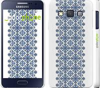 "Чехол на Samsung Galaxy A3 A300H Вышиванка 11 ""578c-72"""