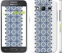 "Чехол на Samsung Galaxy Core Prime G360H Вышиванка 11 ""578c-76"""