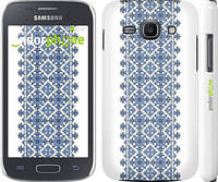"Чехол на Samsung Galaxy Ace 3 Duos s7272 Вышиванка 11 ""578c-33"""