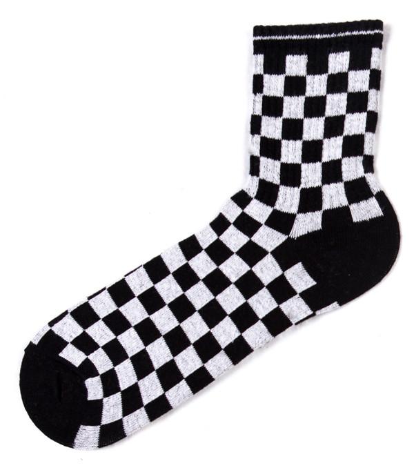 Носки Neseli Athletic Шахматы черные 1453