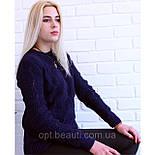 Женский свитер 48 ― 54, фото 2