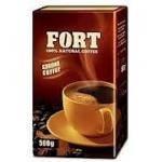 Кофе молотый Fort 500 гр Форт