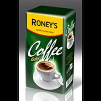 "Кофе молотый Roney""s coffee gold 250г"