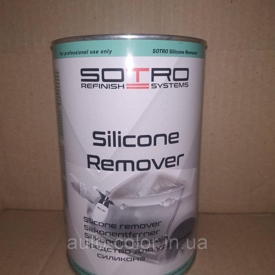 SOTRO Silicone Remover средство для удаления силикона (1л)