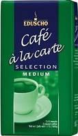 Кофе молотый Eduscho Cafe a la carte Selection Medium 500г
