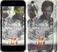 """Чехол на iPhone 6 Plus Настоящий детектив v2 """"2652c-48"""""""
