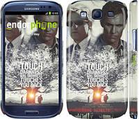 "Чехол на Samsung Galaxy S3 i9300 Настоящий детектив v2 ""2652c-11"""