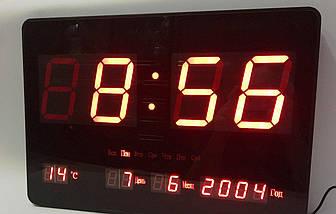 Электронные часы (подсветка: красная), фото 2