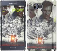 "Чехол на Samsung Galaxy Alpha G850F Настоящий детектив v2 ""2652c-65"""