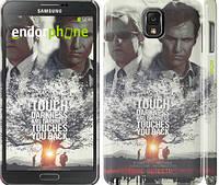 "Чехол на Samsung Galaxy Note 3 N9000 Настоящий детектив v2 ""2652c-29"""