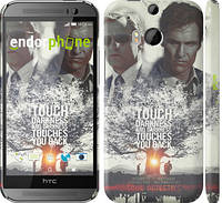 """Чехол на HTC One M8 Настоящий детектив v2 """"2652c-30"""""""