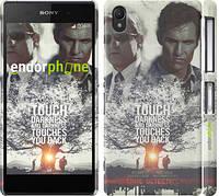 """Чехол на Sony Xperia Z2 D6502/D6503 Настоящий детектив v2 """"2652c-43"""""""