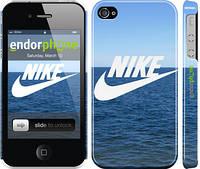"""Чехол на iPhone 4s Nike v14 """"2730c-12"""""""