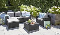 Набор садовой мебели Moorea Set Unity из искусственного ротанга, фото 1