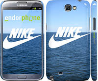 "Чехол на Samsung Galaxy Note 2 N7100 Nike v14 ""2730c-17"""