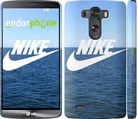 "Чехол на LG G3 D855 Nike v14 ""2730c-47"""