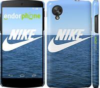 """Чехол на LG Nexus 5 Nike v14 """"2730c-57"""""""