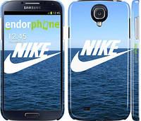 "Чехол на Samsung Galaxy S4 i9500 Nike v14 ""2730c-13"""