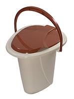 Ведро-туалет дачное на 16л С406 СЛК