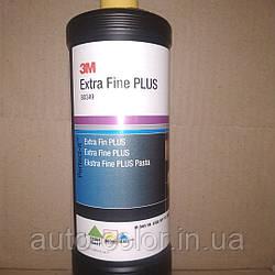 Полировальная паста для твердых лаков 3М Extra Fine 80349 (1л)