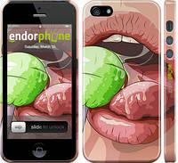 "Чехол на iPhone 5 Lollipop ""2722c-18"""