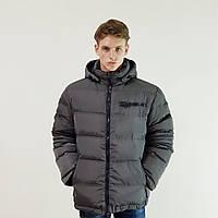 Пуховик  Snowimage 54 темно-серый темно-серый 105A-9149