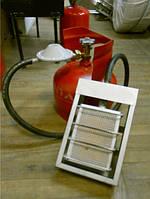 Горелка газовая инфракрасного излучения для обогрева помещений