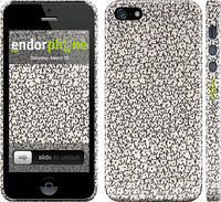 """Чехол на iPhone 5 Котята """"1171c-18"""""""