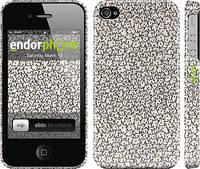 """Чехол на iPhone 4 Котята """"1171c-15"""""""