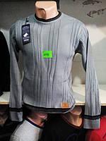 Мужской молодежный тонкий свитер 42-46 рр