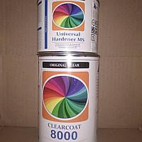 Лак ORIGINAL Clearcoat 8000  1л+0,5л отвердитель