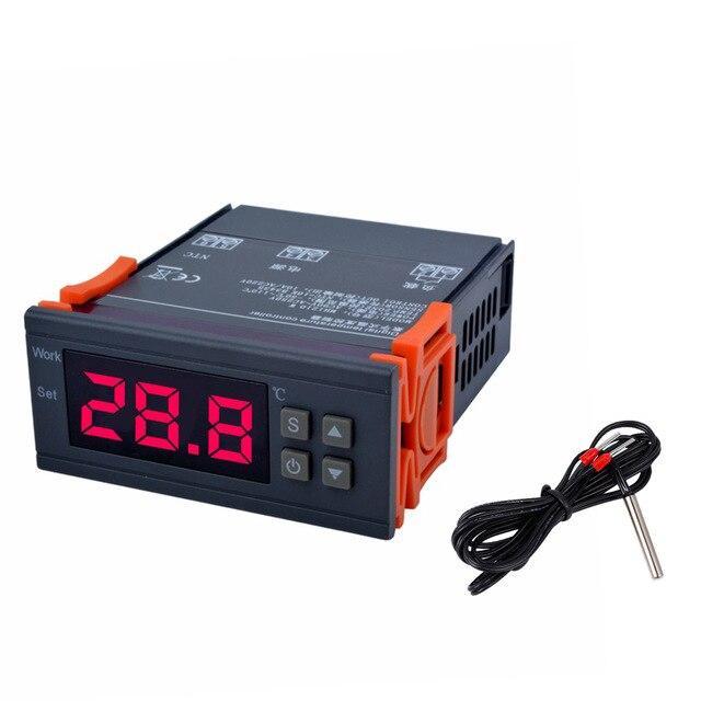 Цифровой термостат MH1210W 220В 10А
