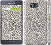 """Чехол на Samsung Galaxy Alpha G850F Котята """"1171c-65"""""""